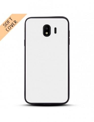 Samsung J4 Soft Cover Handyhülle