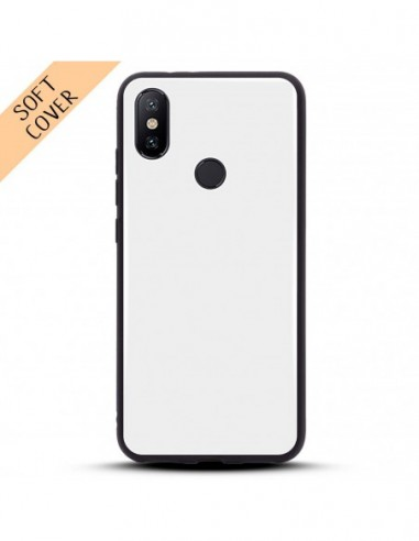 Xiaomi MI A2 Soft Cover Handyhülle...