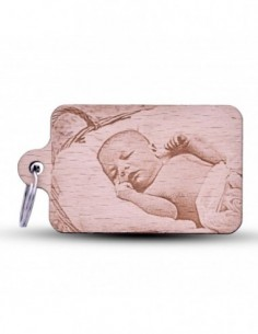 Holz Schlüsselanhänger...