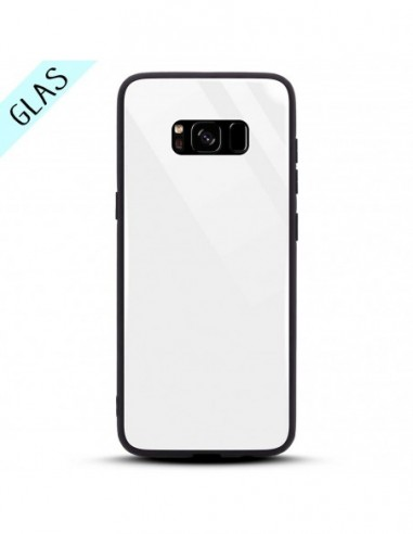 Samsung Galaxy S8 Glas Cover Handyhülle