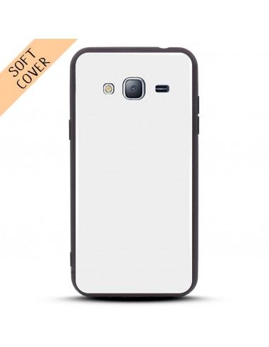 Samsung J3 Soft Cover Handyhülle
