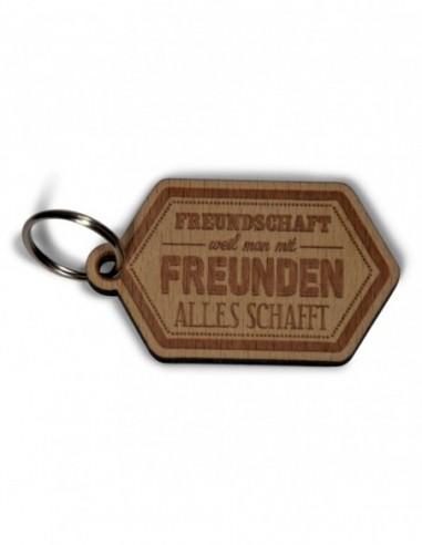 """Schlüsselanhänger """"Freundschaft"""""""