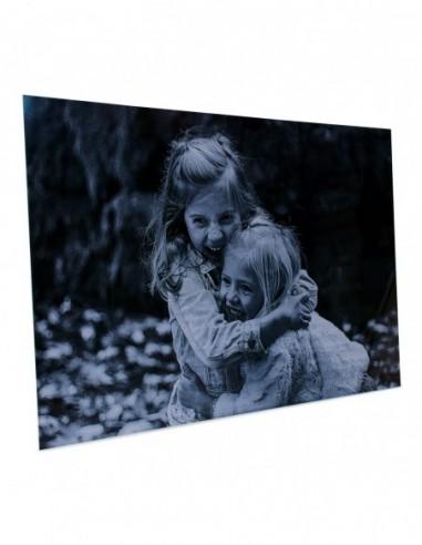 Aluminium Fotogravur Wandbild