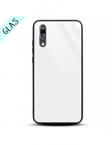 Huawei P20 Glas Cover Handyhülle